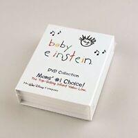BABY EINSTEIN 26 DISC DVD SET COLLECTION SEALED NEW
