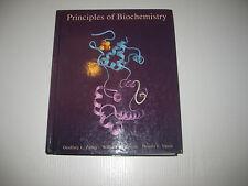 Principles of Biochemistry von Geoffrey L. Zubay (1995)