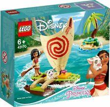 NUOVO Ritirato Oceania LEGO 41150 Il Viaggio sull/'oceano di Vaiana DISNEY