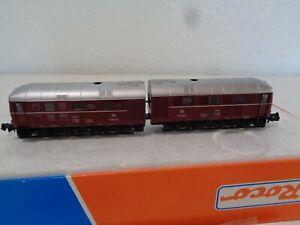 Roco N 23265 Diesellok Doppellok BR V 188 Weinrot + OVP BITTE LESEN! 75
