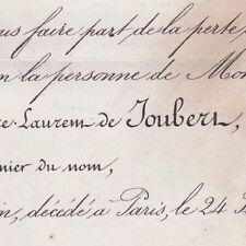 Amédée Pierre Laurent De Joubert 1876 Chaumont