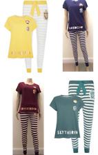 Harry Potter Women's Pyjama Sets Primark Ravenclaw, Hufflepuff, Gryffindor, PJS