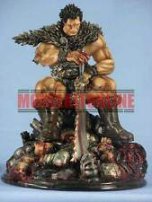 ZODD NOSFERATU SITTING ON CORPSES BERSERK 1/6 UNPAINTED RESIN FIGURE MODEL KIT