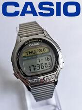 Rare vintage 90s' Casio data bank DB-560 module 965 men's quartz digital watch
