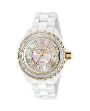 New Swiss Legend Karamica SL20051 WWWGR Women's Mother of Pearl & Diamond Watch