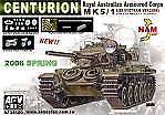 Afv Club 35100 Centurion Mk 5/1 V.N.