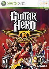Guitar Hero Aerosmith Xbox 360 - Not Sealed
