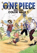 ONE PIECE Color Walk 1 *** ARTBOOK * neu