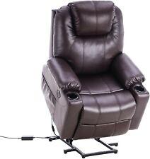 MCombo Elektrisch Aufstehhilfe Fernsehsessel Relaxsessel Massage Heizung