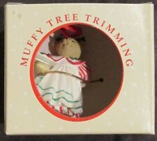 Muffy Vanderbear Collection Ornament Muffy Tree Trimming