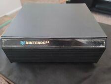 Nintendo 64 - 24 Game Storage Case Cartridge Holder - N64 Box Cabinet