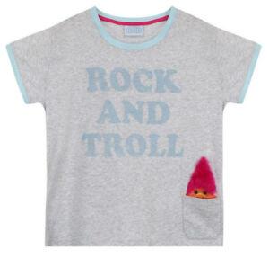 Trolls Ladies Troll Friends Fun Character Casual top / t shirt