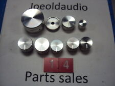 Kenwood KR 9600 Original Set Of Round Knobs. Read More Below Parting Out KR 9600