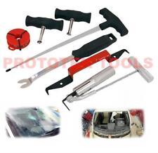 kit rimozione parabrezza o vetri auto, con taglierina e filo per il siggillante