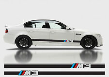 BMW M3 DECALS