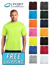 Port & Company pc380 Performance Tee Moisture Wicking Dri Fit