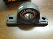 Timken RSA01 11/16 Ball Bearing Pillow Block, 2 Bolt Holes,