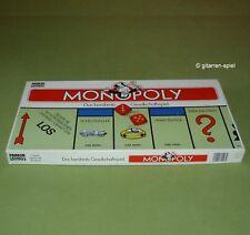 Monopoly Parker für 8 Spieler mit Metallfiguren ©1985 DM-Version! Parker TOP!