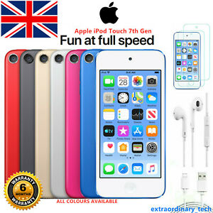 Latest Apple iPod Touch 7th Generation 32GB/128GB/256GB A10 Chip - Xmas Gifts