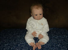 Reborn Doll Jaron by Ina Volprich with COA