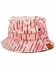 +++ $40 PINK DOLPHIN PINK RAIN CAMO BUCKET HAT S/M +++