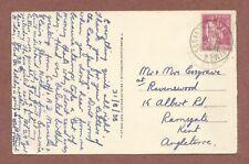 Mr & Mrs Cosgrave 15 Albert Road Ramsgate 1938,  Villers-Sur-Mer  France    AH22