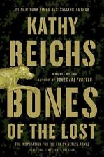 Bones of the Lost: A Temperance Brennan Novel, Reichs, Kathy, Very Good, Book