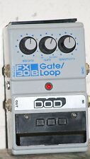 DOD Digitech FX30B Gate/Loop Noise Suppressor Rare Vintage Guitar Effect Pedal