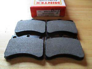 MDB1429 BP369 New Mintex Rear Brake Pads Alfa Romeo 145 155 Fiat Punto Uno