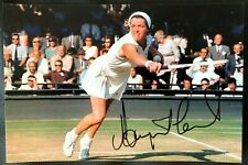 Australia Tennis Legend Margaret Court Signed Photo