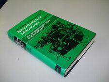 An Introduction to the Mechanics of Machines by Crossland, Bernard Hardback The