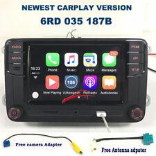 "6.5""Radio CD Player RCD330 187B Carpaly For Golf 5 6 Jetta Tiguan Passat"