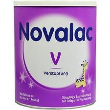 NOVALAC V Spezialnahr.b.Verstopfung 0-12 M. 800 g