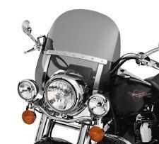 """Harley Windshield Windschutzscheibe 11"""" getönt 58163-02 Road King FLHR Touring"""
