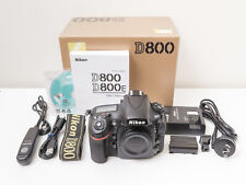 Nikon D800 36.3 MP Full-frame Camera Body Only ~$1150 with code