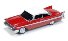 Auto World 1/64 Scale Christine 1958 Plymouth Fury Die-Cast Car AWSS6401