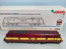 locomotive marklin n°83468   - lot 70 jb