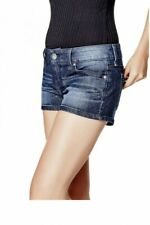 NEW GUESS LOW-RISE DENIM SHORTS SIZE 28!!!