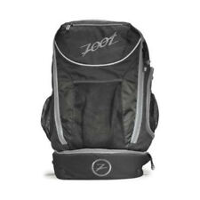 Zoot Sports Transition Bag 2.0 Black/Silver 1Sz