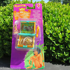 Polly Pocket Disney Jungle Book Stamper Dschungel Buch Stempel Mini Collection -