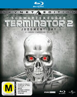 Terminator 2 - Judgment Day (Blu-ray) Skynet Limited Edition - FREE POST