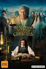 The Man Who Invented Christmas (DVD, 2018) Ex rental