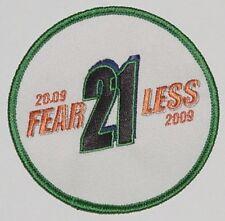 """Aufnäher Patch Fear Less 21 - Fregatte """"Bremen"""" F207 - Op. ATALANTA .......A4088"""