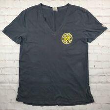 Vintage COLUMBUS CREW Homage Brand V-Neck SHIRT Womens M Medium MLS Soccer