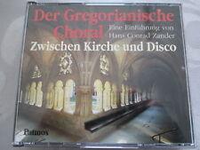 Der Gregorianische Choral Zwischen Kirche und Disco - Zander - 2 CD Patmos