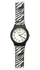 CLEARANCE! Prestige Medical Nurse Scrub Watch Zebra Print Band