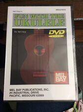 Fun with the Ukulele (DVD, 2011)