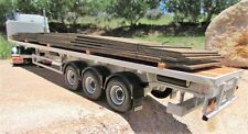"""DUHA 18220 PLATE STEEL STACK FOR TRUCK TRAILER/TRAIN LOAD FREIGHT 1:50 """"NEW"""""""