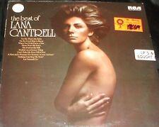 LANA CANTRELL Best of LP RARE STILL SEALED ORIGINAL 1975 WOW!!