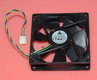 Delta AUB0912VH-5M92 DC12V 0.60A 92mm 4 PIN Fan TESTED